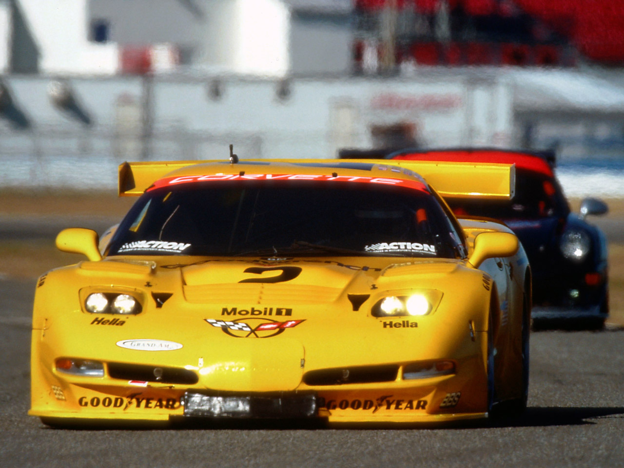 Top 10 Most Expensive Cars >> Chevrolet Corvette C5-R 2001 - Bin3aiah Cars
