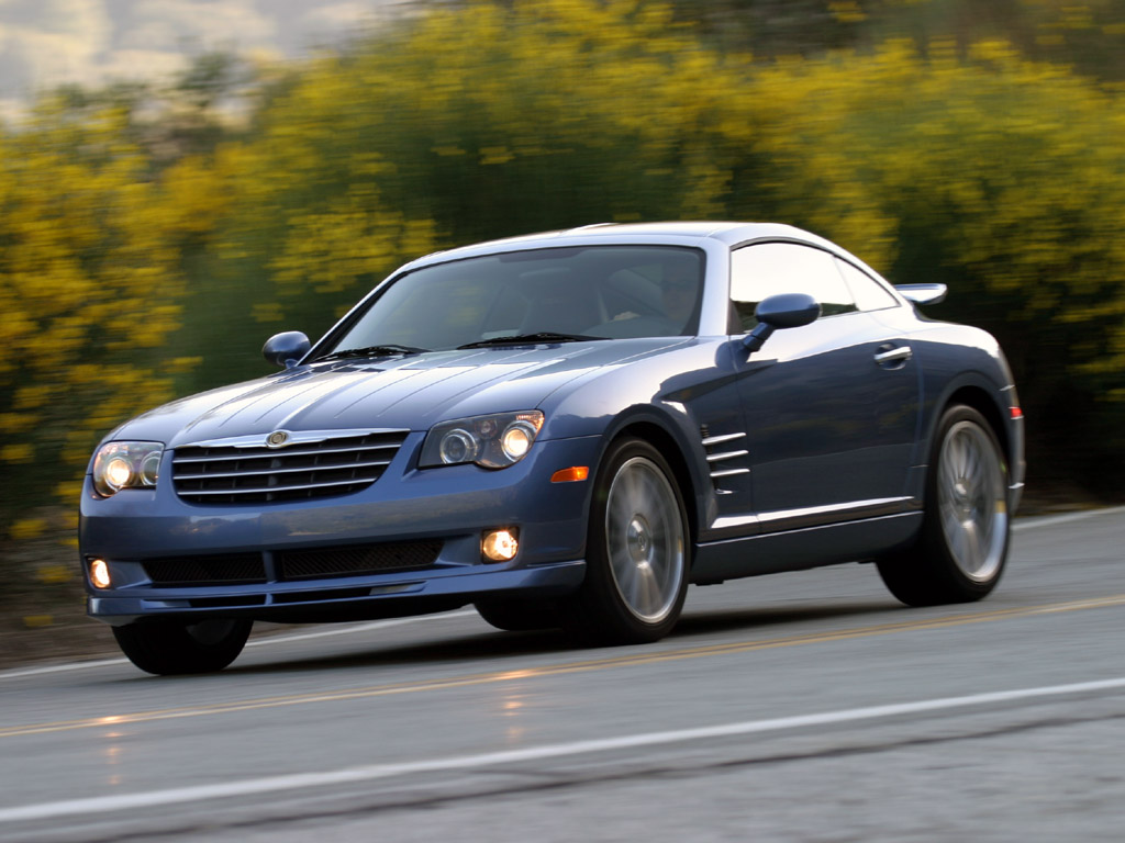 chrysler crossfire srt6 2005 bin3aiah cars. Black Bedroom Furniture Sets. Home Design Ideas